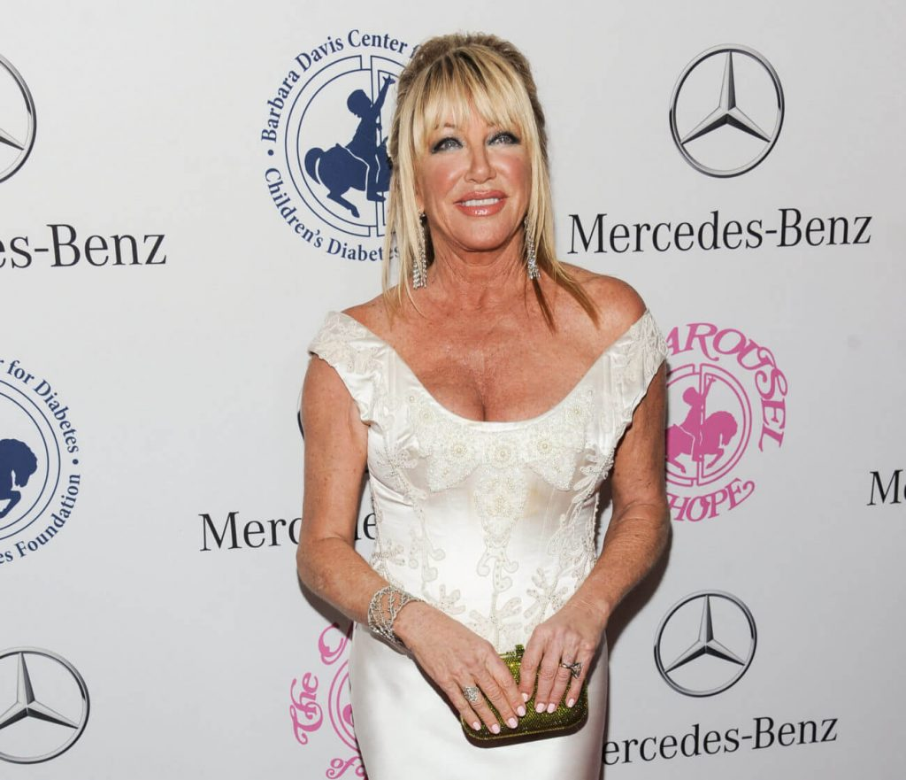 Calm Down, Suzanne Somers - Were Not Ready for Grandmas