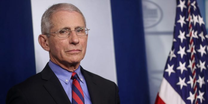 US increases coronavirus expert Fauci's security after threats: WaPo – Business Insider