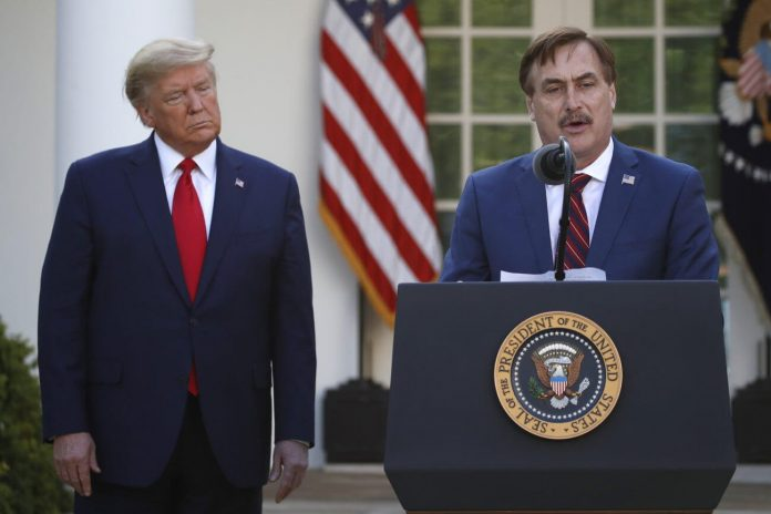 Mainstream Media Proves They Hate Hope & Optimism By Attacking MyPillow's Mike Lindell
