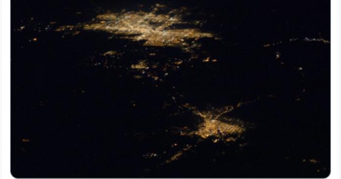 International Space Station tweets 'hello' to Phoenix, Tucson – ABC15 Arizona