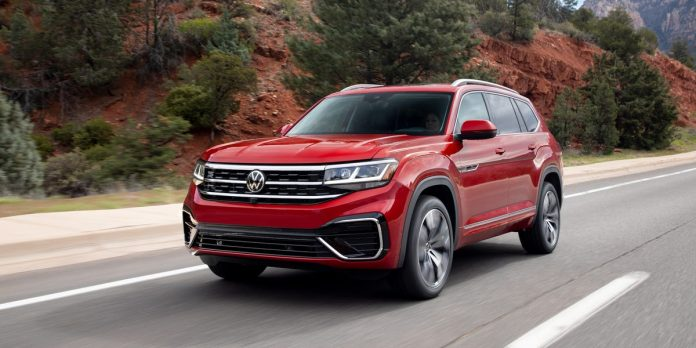 The refreshed 2021 VW Atlas has arrived, and the 7-passenger SUV still starts at $32,000 – Business Insider