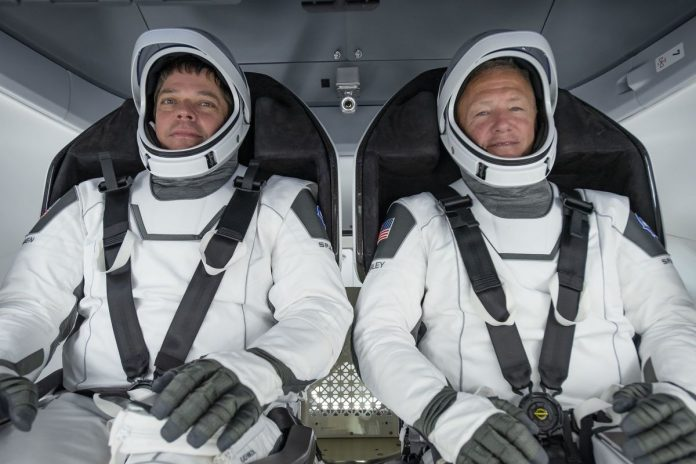 How long will the 1st astronauts to ride SpaceX's Crew Dragon be in space? No one knows exactly (yet). – Space.com