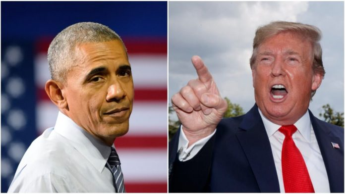 If Trump Believes in Hope, Why Is He Pushing #ObamaGate Conspiracies?