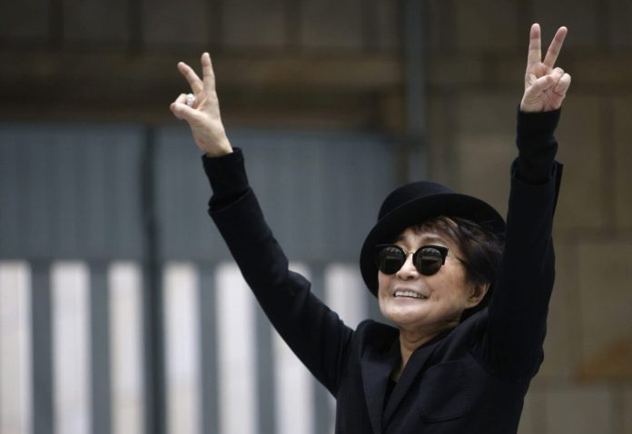 Yoko Ono Is Long Overdue for Some Love & Respect