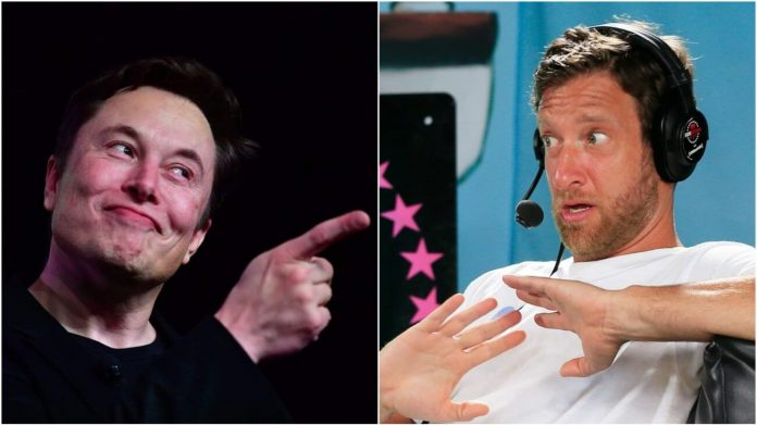 Elon Musk Gushed Over Dave Portnoy's COVID Rant. Then Things Got Awkward.