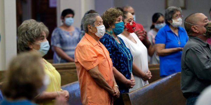 Houses of worship, which Trump says are essential, are coronavirus hotspots – Business Insider