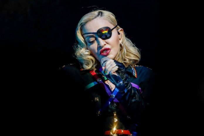 Madonna Posts Another Insane 'Inspirational' Video – Twitter Says 'Pass'