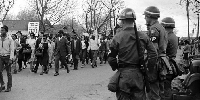 How Trump could use the Insurrection Act to stop George Floyd protests – Business Insider