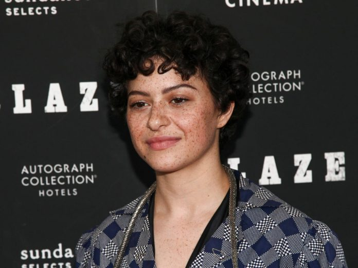 Alia Shawkat is Yet Another Celebrity Who's Only Sorry She Got Caught