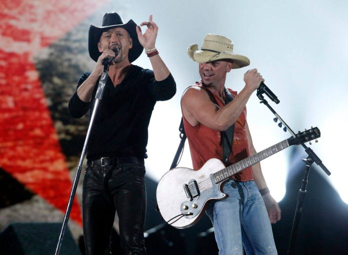 Kenny Chesney Is One of Many 'Woke' Country Stars Distancing From Trump