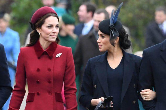 Meghan Markle Is Not Responsible For Kate Middleton's Feelings