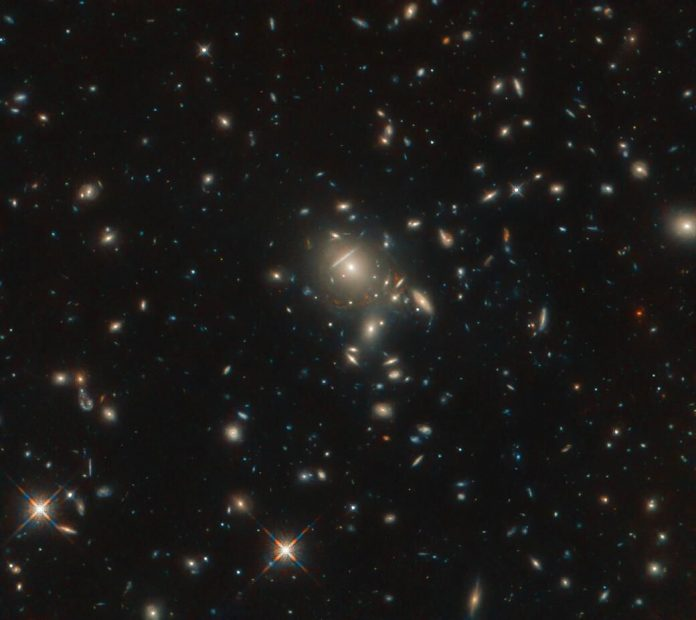 Hubble Reveals A 'Red Dot Surprise' From The Distant Universe – Forbes