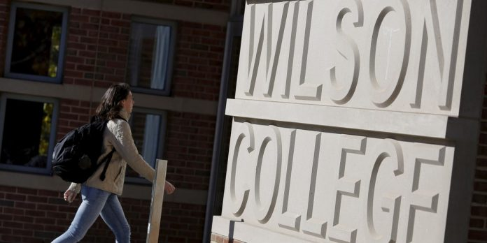 Princeton to remove Woodrow Wilson's name from campus buildings – Insider