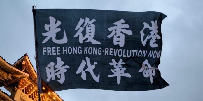 Hong Kong activists disband, delete accounts over China security law – Business Insider