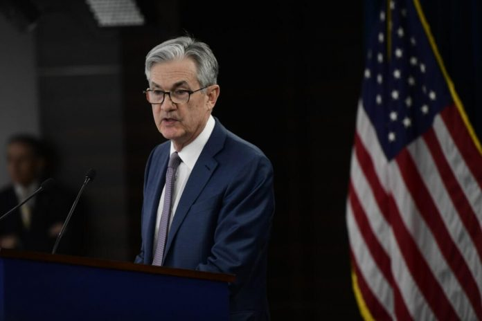 Dow Futures Slide on Fed's Gloomy Coronavirus Recovery Bombshell