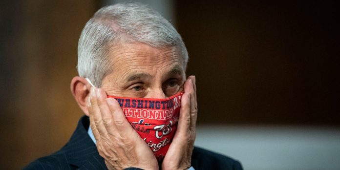 Fauci says US could see 100,000 new coronavirus cases per day – Business Insider