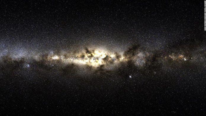 New stars found in the Milky Way were born outside of it – CNN