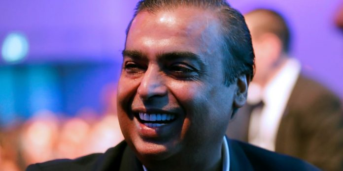 $72 billion net worth makes Mukesh Ambani world's sixth richest person – Business Insider
