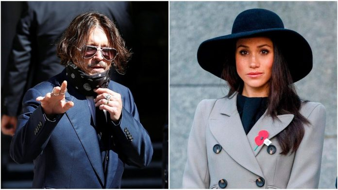 Does Johnny Depp's Libel Drama Signal Trouble For Meghan Markle?