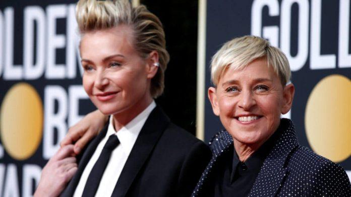 Ellen DeGeneres' Terrible 2020 Gets Worse as Divorce Rumors Resurface