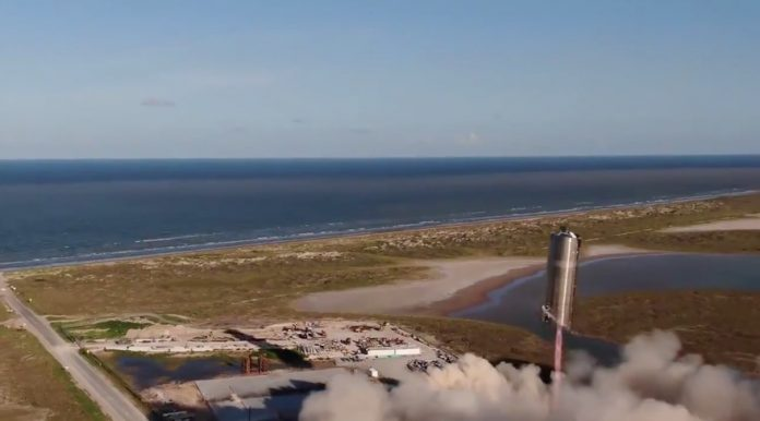 SpaceX Starship prototype finally flies – SpaceNews