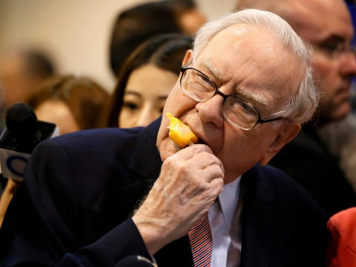 Dow Futures Soar as Warren Buffett Makes a Bold $5 Billion Move