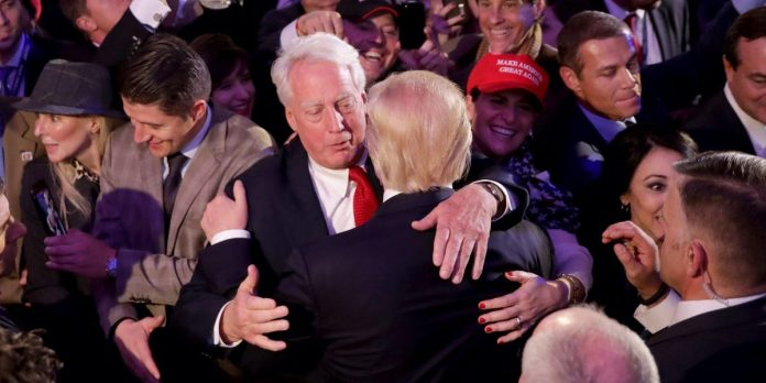 Robert Trump, the president's younger brother, has died, the White House announces – Business Insider