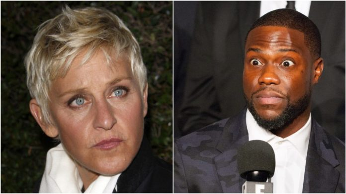 Kevin Hart Is a Loyal Friend – He's Still Wrong About Ellen DeGeneres