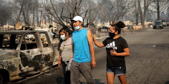 Oregon preparing for 'mass fatality incident' in West Coast wildfires – Business Insider