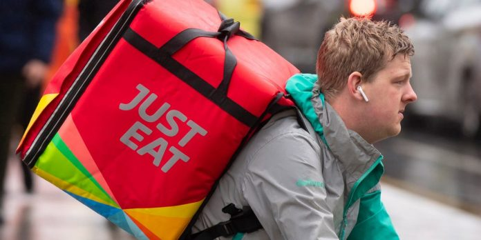 Just Eat Takeaway CEO plans to end reliance on gig workers: report – Business Insider