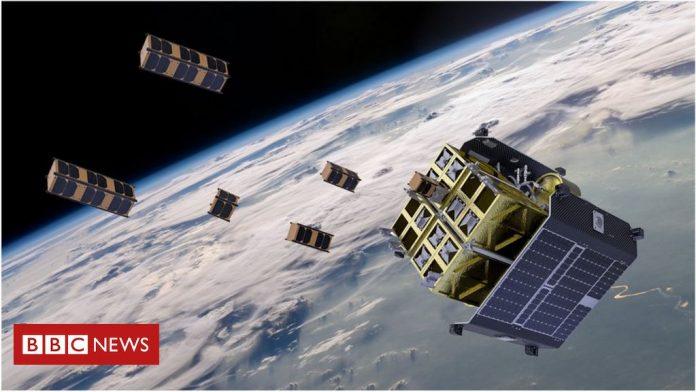 UK Space Agency funds tech for orbital awareness – BBC News