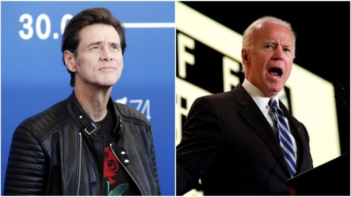 Jim Carrey Could Excel as Joe Biden, but Here's Why He Might Bomb