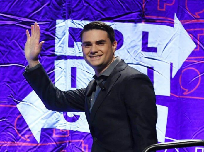 Does Ben Shapiro Seriously Think That California Will Miss Him?