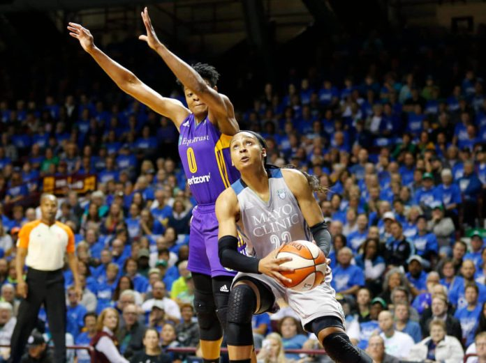 Maya Moore Is Just One More Reason You Should Watch the WNBA