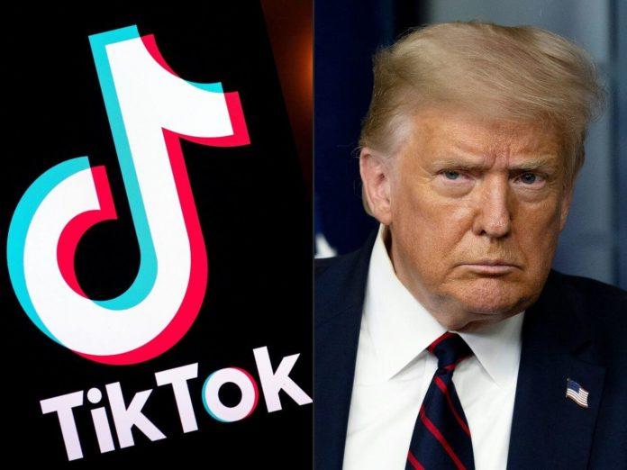 Dow Struggles as Trump Administration Eyes TikTok Ban