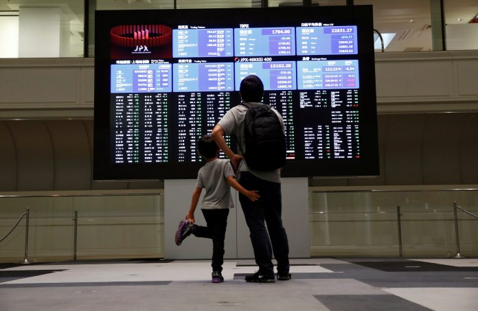 Global stocks rally as bargain-hunting sets in, but politics and the pandemic loom large