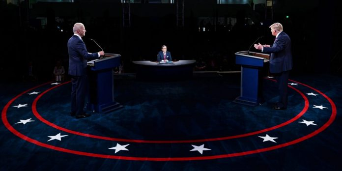 Here are the biggest moments from the chaotic first Trump-Biden debate – Business Insider